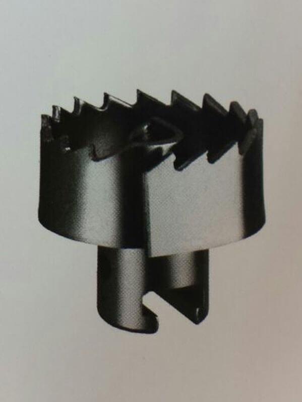 חותך שורשים על ספירלה חשמלית